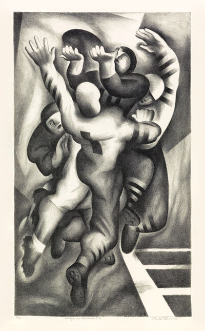Benton Spruance, 'Design for America #2', 1935