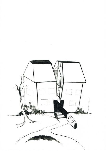 Otobong Nkanga, 'Partition : Divorce', 2005