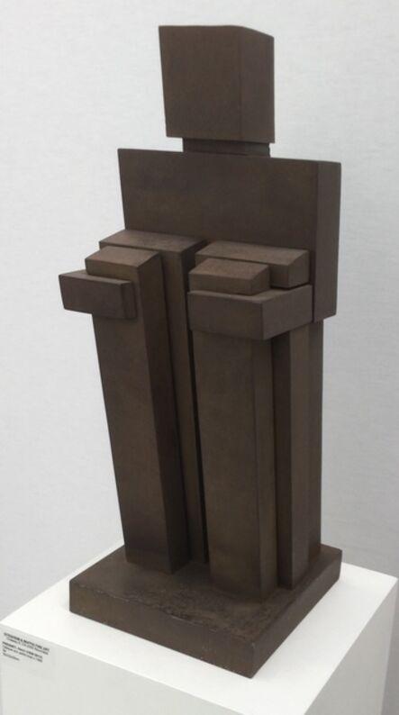 Henri Presset, 'Oblique n°5', 1993-1996