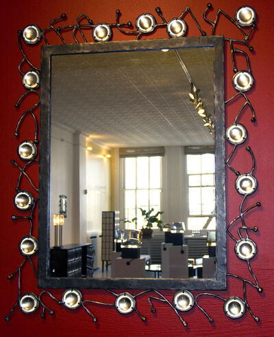 Christophe Côme, 'Silver Mirror', 2012