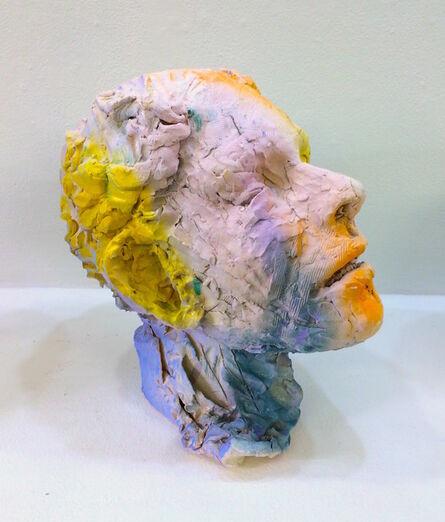 Meghan Smythe, 'Purple Lady', 2016