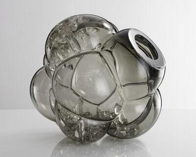 Jeff Zimmerman, 'Unique Crystal Cave Vase', 2015