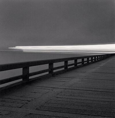 Michael Kenna, 'Night Ferry Departure, Calais, Pas-de-Calais, France', 2000