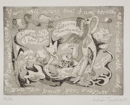 Julian Trevelyan, 'Love and Friendship', 1932-1933