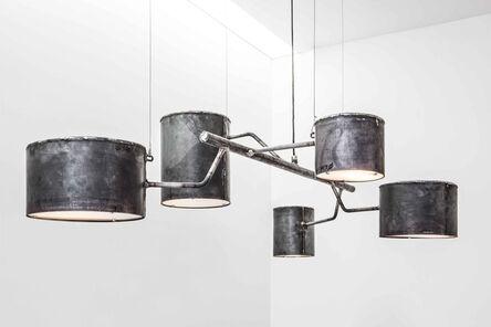 Atelier Van Lieshout, 'Hanging Atomic Lamp', 2013