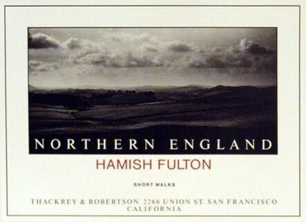 Hamish Fulton, 'Northern England, Hamish Fulton', 1980
