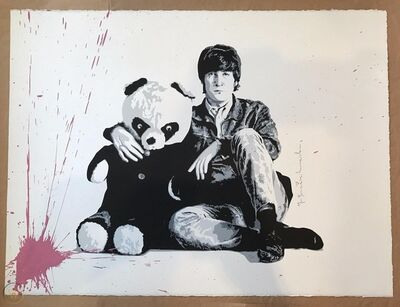 Mr. Brainwash, 'All You Need Is Love (Lennon)', 2010