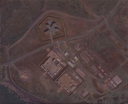 Miguel Aguirre, 'Guantánamo, 25 de noviembre de 2004', 2016