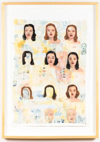 Kim McCarty, 'Blank', 1998