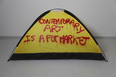 Thierry Geoffroy /COLONEL, 'CONTEMPORARY ART IS A FLEA MARKET', 2017