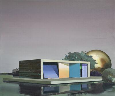 Ulf Puder, 'Heroische Landschaft', 2020