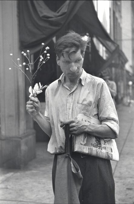 Louis Faurer, 'Eddie, NYC', 1946
