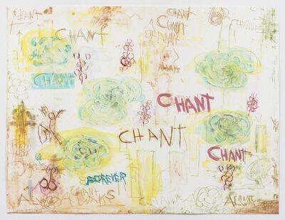 Joan Snyder, 'Chant/Forever IV/XII', 2018