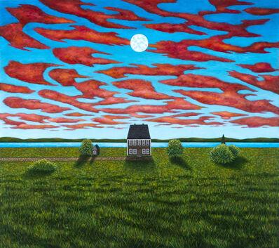 Scott Kahn, 'Point House, Moon', 2020