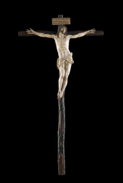 Gaspar Núñez Delgado, 'Crucifix', 1599