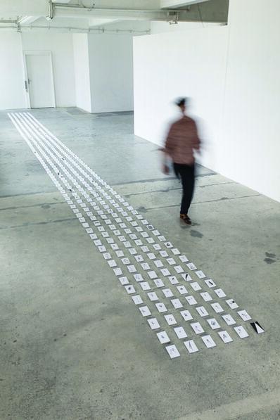 Alex Bodea, 'Visual Notes'