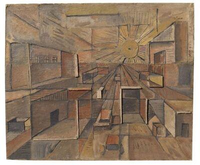 José Gurvich, 'Constructivo con perspectiva', ca. 1958