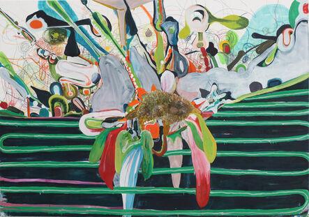 Santi Moix, 'Texture', 2017