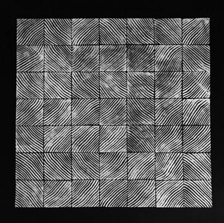 Andre Mirzaian, 'Douglas Fir Grid Negative (grd)', 2016