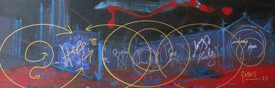 Marco Nereo Rotelli, 'DIVINA NATURA Field of Light 1', 2013