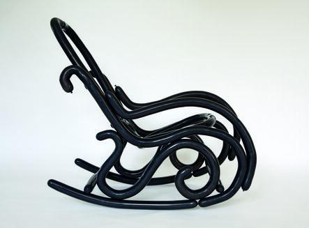 Hester Oerlemans, 'Thonet swinging chair', 2015