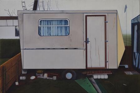Thoralf Knobloch, 'Wohnwagen', 2019
