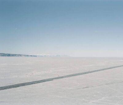 Fyodor Savintsev, 'Baikal lake', 2017