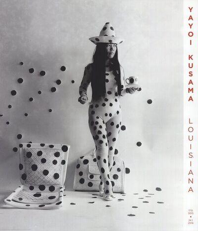 Yayoi Kusama, 'Self Obliteration by Dots, 1968', 2015