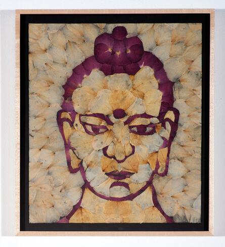 C.K. Wilde, 'Rose Petal Buddha', 2010