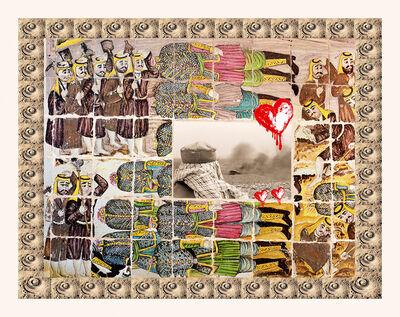 Rana Javadi, 'Never Ending Chaos 4', 2013