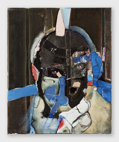 Magnus Plessen, 'Untitled (21)', 2016