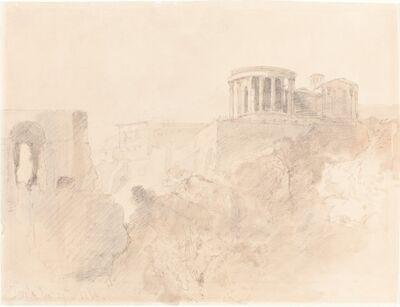David Roberts, 'Tivoli', 1854