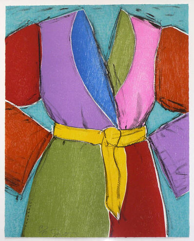 Jim Dine, 'The Yellow Belt', 2005