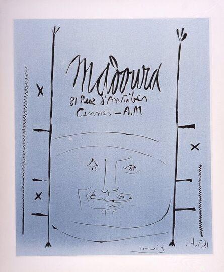 Pablo Picasso, 'Madoura 1961', 1961
