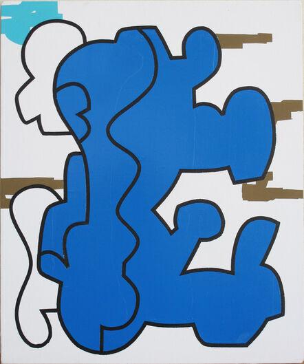 Olivier Gourvil, 'Balises', 2014