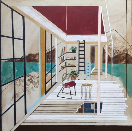 Charlotte Keates, 'Lineation 3', 2016