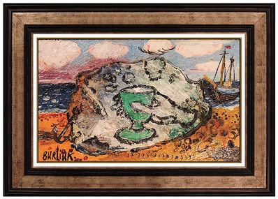David Burliuk, 'Noon - 1948', 1948