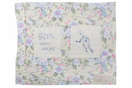 Tracey Emin, 'Hades Hades Hades'