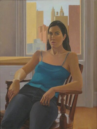 Nancy Grilikhes, 'JENNIFER on 92 STREET', ca. 2016