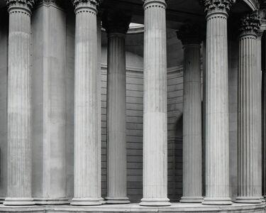 Matan Ashkenazy, 'Pillars [1], North West Corner ', 2014-2016