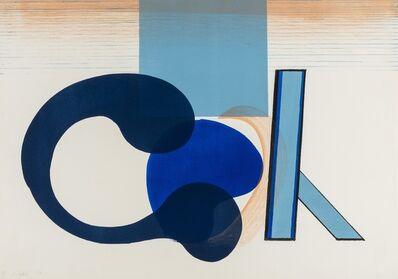 Howard Hodgkin, 'Interior with Figure (Heenk 5)', 1966