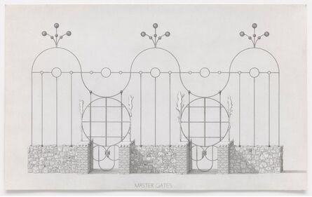 Paul Noble, 'Master Gates', 2013