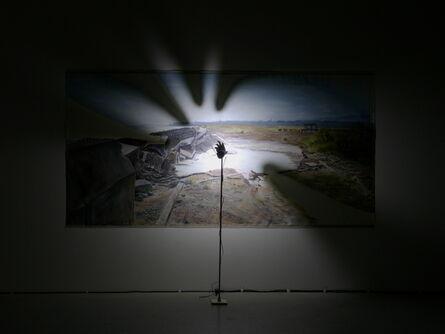 Kota Takeuchi, 'Eyes on Hand : Ukedo Coast ', 2015