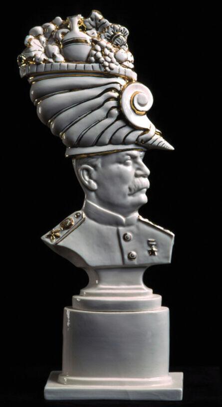 Boris Orlov, 'Stalin's empire style', 1995