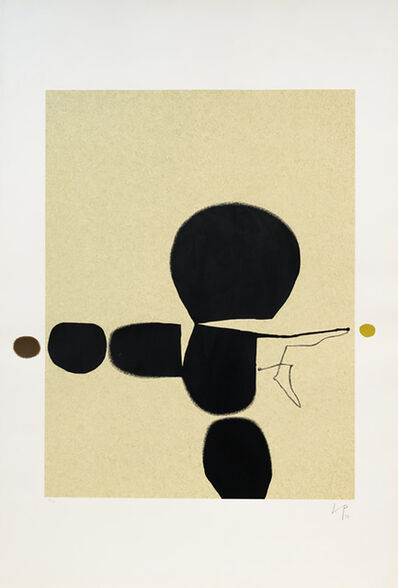 Victor Pasmore, 'Points of Contact', 1974