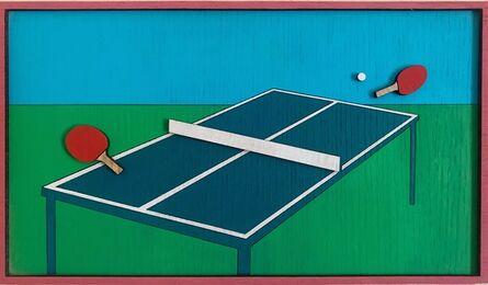 Trevor Ganske, 'Ping Pong', 2020