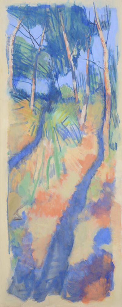 Guy Stuart, 'Riverbank Shadow Lines 1', 2016