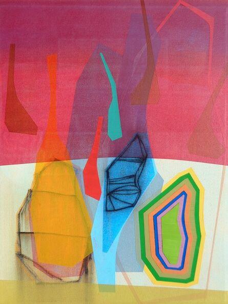 Michael Barringer, 'Bloomstone (Rosetta)'