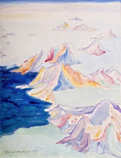Eleanor Hubbard, 'Blue Green Land', 1997