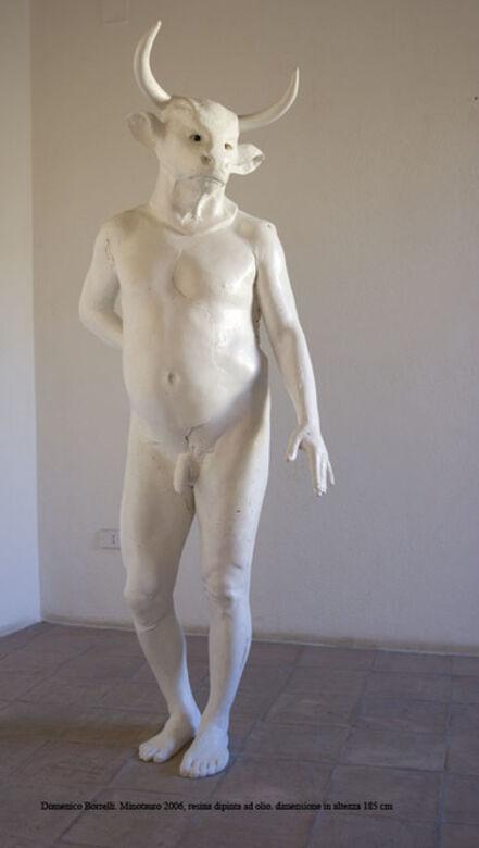 Domenico Borrelli, 'IO.minotauro.2006', 2006